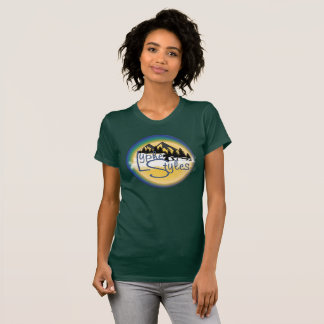 UMOL LypheStyles Logo Great Outdoors Women T-Shirt