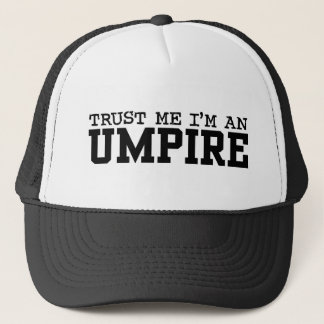 Umpire Trucker Hat
