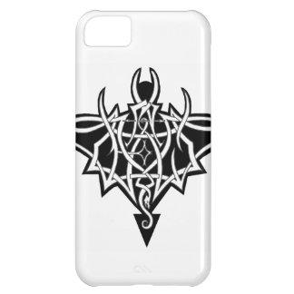 Un-Dead Bat Logo Cover For iPhone 5C