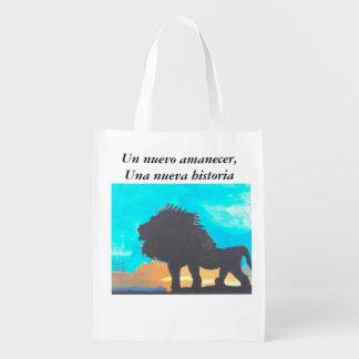 Un nuevo amanecer Recyclable Bag