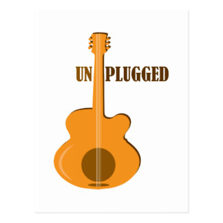 Un Plugged Post Cards