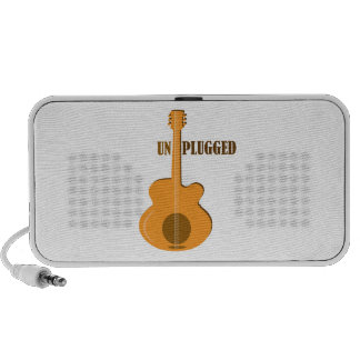 Un Plugged Travelling Speakers