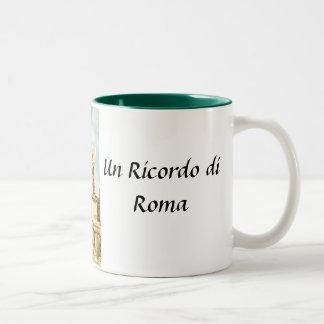 Un Ricordo di Roma Mug