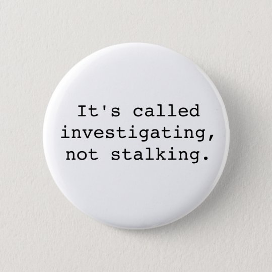 Un-stalker Button
