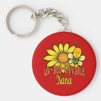 Unbelievable Nana Key Chain