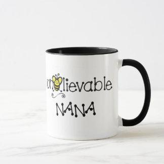 Unbelievable Nana mug
