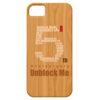 Unblock Me 5th Years Case iPhone 5/5S Covers