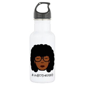 Unbothered Water Bottle 532 Ml Water Bottle