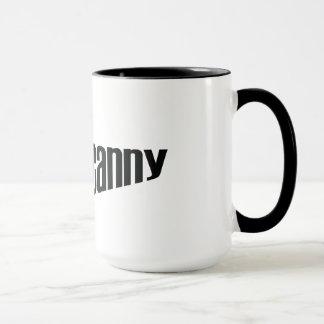 Uncanny Masthead Ringer Mug