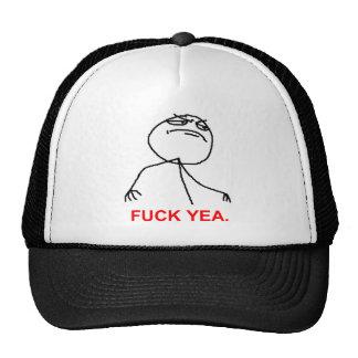 Uncensored F YEA Cap