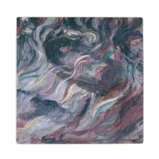 Uncertainties I. The Farewells (triptych) 1911 (oi Wood Coaster