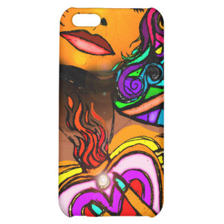Unchained Heart iPhone 4/4S Hard Shell Case iPhone 5C Case