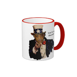 Uncle Al Coffee Mug --  Brimelow Quote