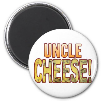 Uncle Blue Cheese Magnet