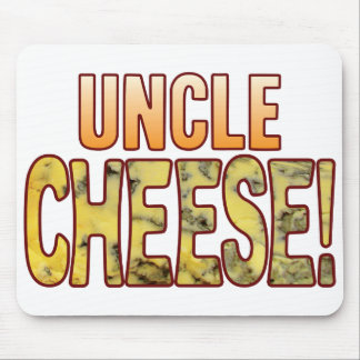 Uncle Blue Cheese Mouse Pad