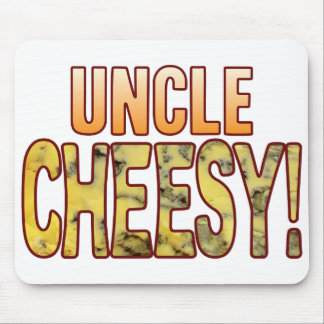 Uncle Blue Cheesy Mouse Pad