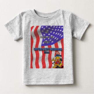Uncle Captain Scott T Baby T-Shirt