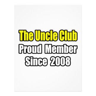 Uncle Club...Since 2008 Flyer Design