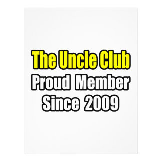 Uncle Club...Since 2009 Flyer Design