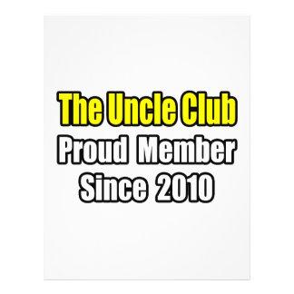 Uncle Club...Since 2010 Custom Flyer