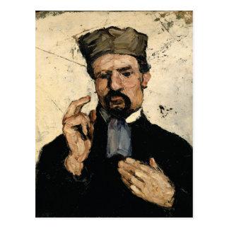 Uncle Dominique as a Lawyer, 1866 Postcard