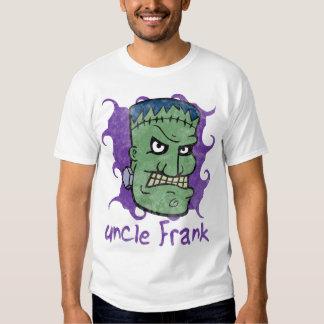 Uncle Frank Halloween Apparel T-shirt