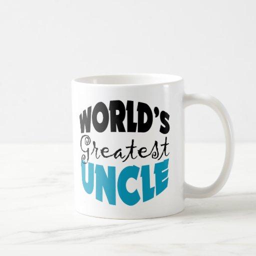 Uncle Gift Mugs
