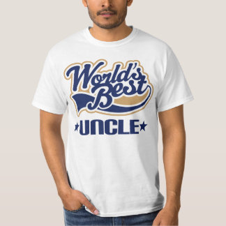 Uncle Gift World's Best Value Tee Shirt
