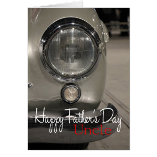 Uncle  Happy Father's Day Card