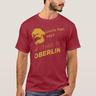 Uncle Karl: red/dark T-Shirt