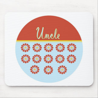 Uncle Mouse Pad