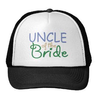Uncle of the Bride Cap