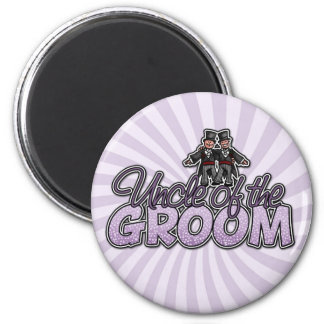 uncle of the groom magnet