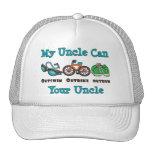 Uncle Outswim Outbike Outrun Triathlon Cap