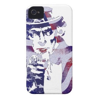 Uncle Sam America USA National Flag Independence D iPhone 4 Case-Mate Case