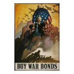 Uncle Sam: Buy War Bonds