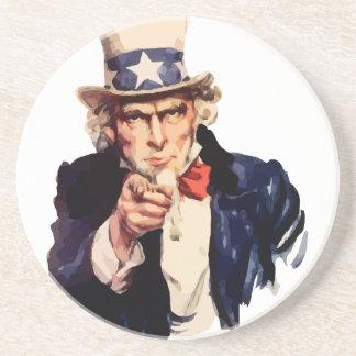 Uncle Sam Coaster