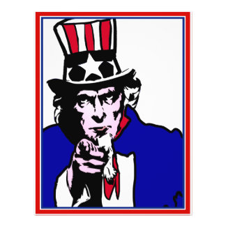 Uncle Sam Flyers