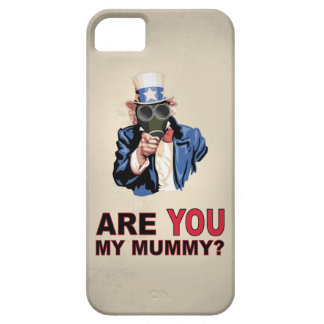 Uncle Sam Gas Mask Phone Case iPhone 5 Covers
