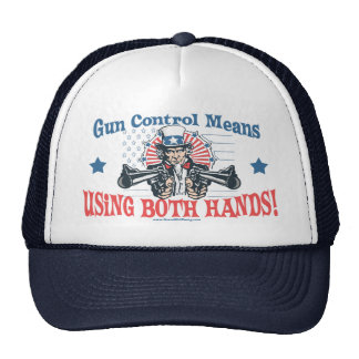 Uncle Sam Gun Control Hat