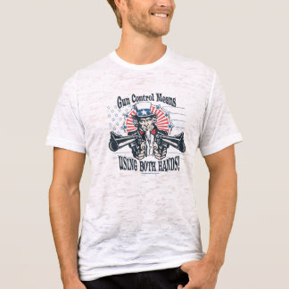 Uncle Sam Gun Control Shirt