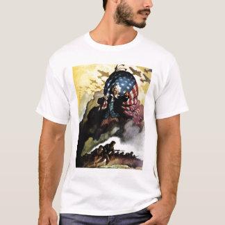 Uncle Sam - N. C. Wyeth T-Shirt