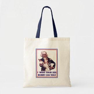 Uncle Sam Needs $$ Bag