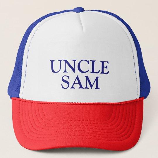 Uncle Sam patriotic cap