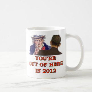 UNCLE SAM SAYS COFFEE MUG