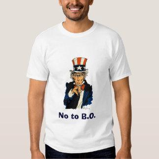 Uncle Sam says no to B.O. T-shirts