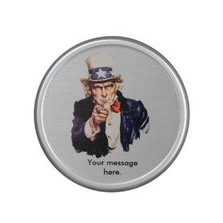 Uncle Sam Speaker