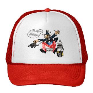 Uncle Sam, Ten More Years baseball caps Cap