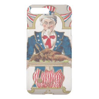Uncle Sam Thanksgiving Turkey iPhone 7 Plus Case