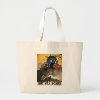 Uncle Sam World War 2 Bag